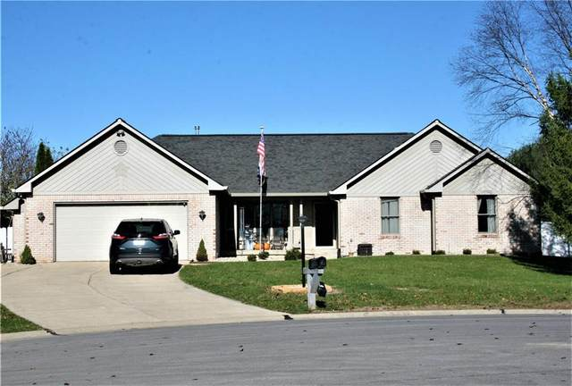 42 Jeans Court, Whiteland, IN 46184 (MLS #21768161) :: The Indy Property Source