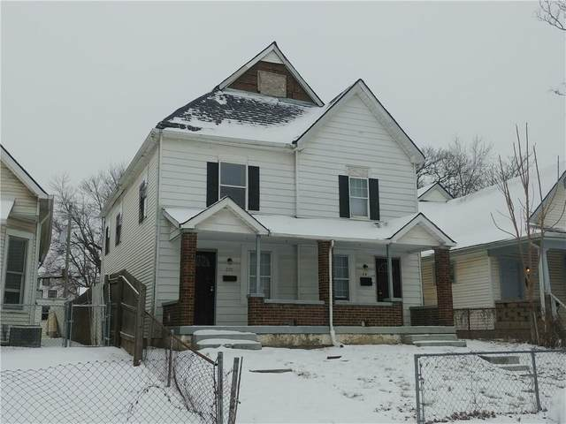 238 N Beville, Indianapolis, IN 46201 (MLS #21768162) :: Ferris Property Group
