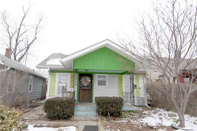 1606 Iowa Street, Indianapolis, IN 46203 (MLS #21768173) :: The Indy Property Source