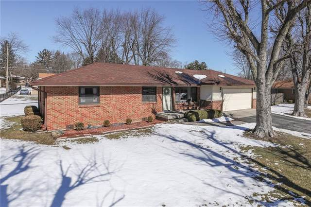 120 Rose Lane, Indianapolis, IN 46227 (MLS #21768176) :: The ORR Home Selling Team