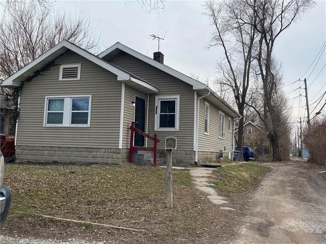 2115 N Leland Street, Indianapolis, IN 46218 (MLS #21768192) :: The Indy Property Source