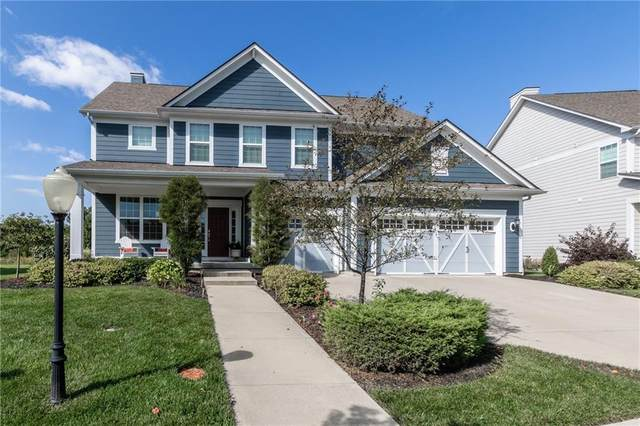 2929 Gadsen Circle S, Carmel, IN 46032 (MLS #21768196) :: The ORR Home Selling Team