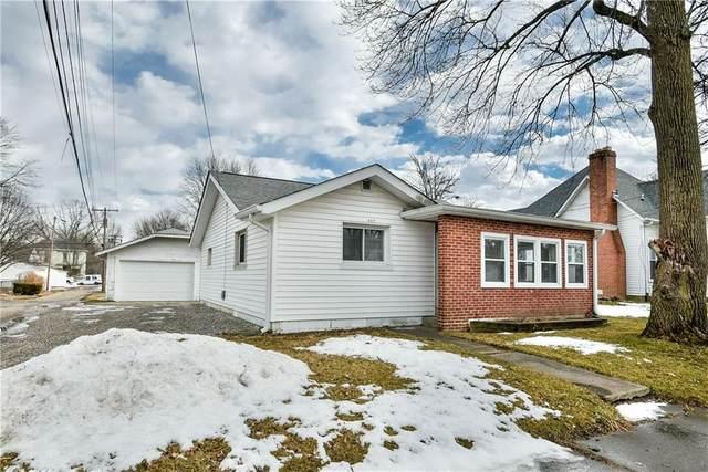 409 N Broadway Street, Greenfield, IN 46140 (MLS #21768204) :: Heard Real Estate Team | eXp Realty, LLC