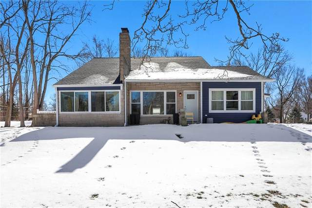 7497 Dean Road, Indianapolis, IN 46240 (MLS #21768216) :: The ORR Home Selling Team