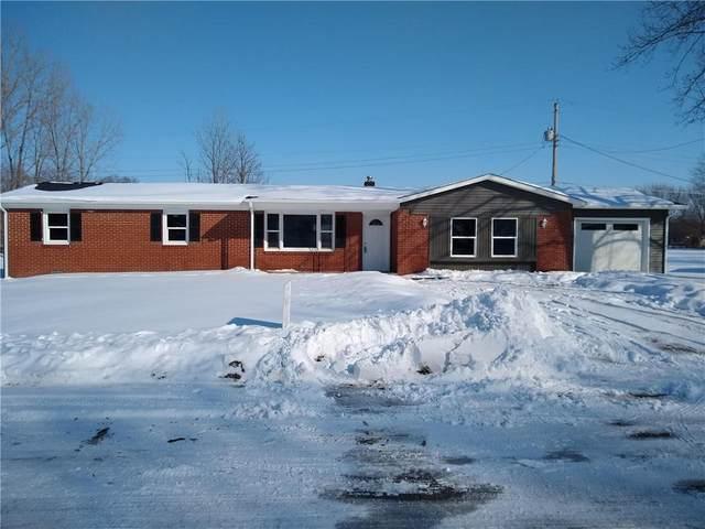 15 Cottage Avenue, Markleville, IN 46056 (MLS #21768221) :: Richwine Elite Group