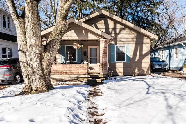 4634 Primrose Avenue, Indianapolis, IN 46205 (MLS #21768233) :: The ORR Home Selling Team