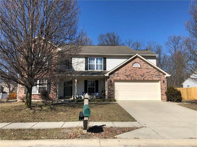 7284 Oakview Drive, Avon, IN 46123 (MLS #21768234) :: AR/haus Group Realty