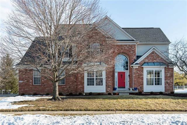 10614 Tennison Drive, Indianapolis, IN 46236 (MLS #21768270) :: The Indy Property Source