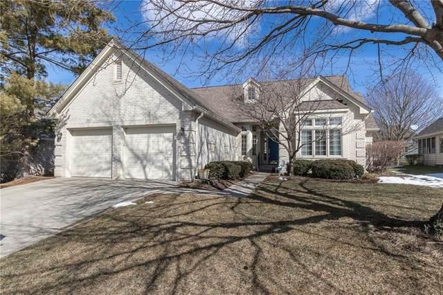 7110 Koldyke Drive, Fishers, IN 46038 (MLS #21768278) :: The ORR Home Selling Team