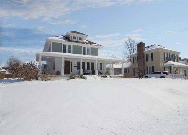 237 N Independence Street, Tipton, IN 46072 (MLS #21768279) :: The ORR Home Selling Team