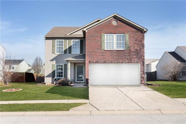 10406 Split Rock Way, Indianapolis, IN 46234 (MLS #21768285) :: Mike Price Realty Team - RE/MAX Centerstone