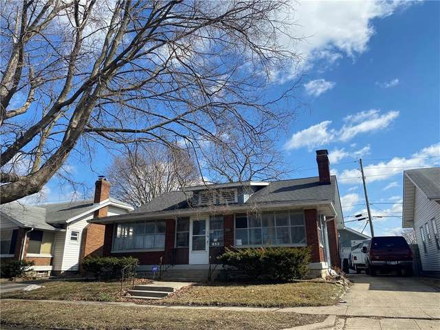 853 N Gladstone Avenue, Indianapolis, IN 46201 (MLS #21768296) :: Heard Real Estate Team | eXp Realty, LLC