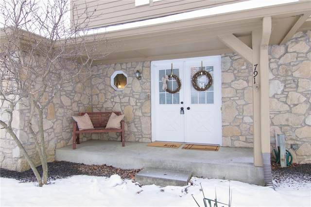 791 Bennett Court, Carmel, IN 46032 (MLS #21768297) :: The Indy Property Source