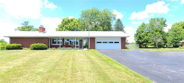 5885 N State Road 9, Anderson, IN 46012 (MLS #21768298) :: The Evelo Team