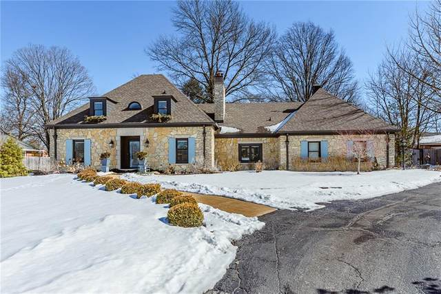5353 Roxbury Road, Indianapolis, IN 46226 (MLS #21768299) :: The Indy Property Source