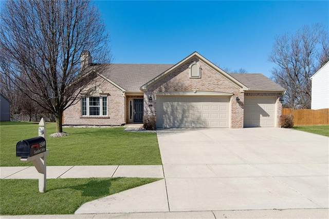 1588 Stanford Drive, Avon, IN 46123 (MLS #21768313) :: Anthony Robinson & AMR Real Estate Group LLC