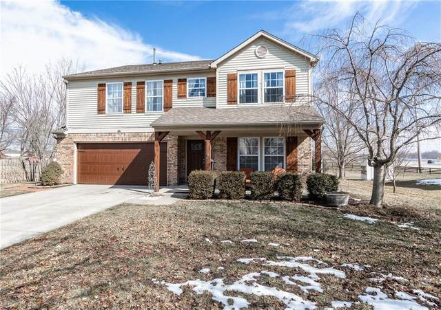 7702 Winterberry Court, Noblesville, IN 46062 (MLS #21768317) :: Richwine Elite Group