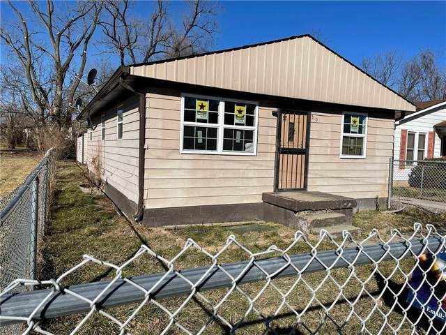 3304 N Downey Avenue, Indianapolis, IN 46218 (MLS #21768321) :: The Evelo Team