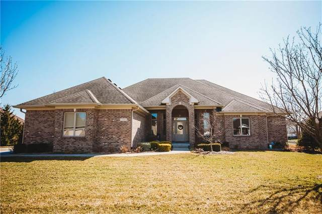 2319 S Richman Way, New Palestine, IN 46163 (MLS #21768328) :: Mike Price Realty Team - RE/MAX Centerstone