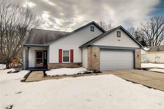 519 Chestnut Street, Danville, IN 46122 (MLS #21768330) :: The Indy Property Source
