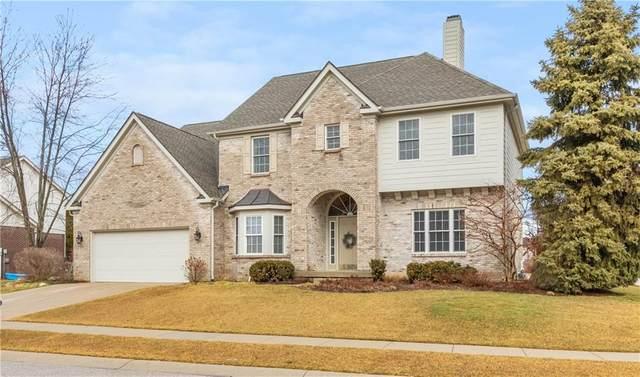 7780 Highland Park Drive, Brownsburg, IN 46112 (MLS #21768334) :: Heard Real Estate Team   eXp Realty, LLC