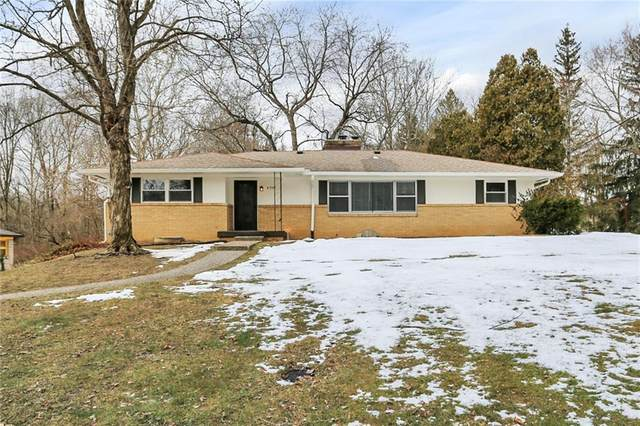 4709 Andover Square, Indianapolis, IN 46226 (MLS #21768340) :: The Indy Property Source