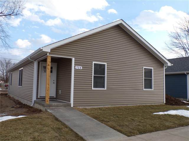 714 W Laurel Street, Seymour, IN 47274 (MLS #21768349) :: The ORR Home Selling Team