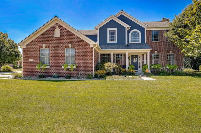 19344 Morrison Way, Noblesville, IN 46060 (MLS #21768359) :: The ORR Home Selling Team