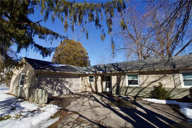 7317 Harcourt Road, Indianapolis, IN 46260 (MLS #21768368) :: The ORR Home Selling Team