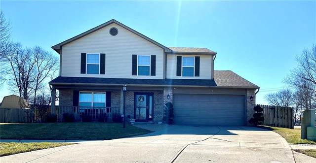 2133 Windy Hill Court, Indianapolis, IN 46239 (MLS #21768371) :: AR/haus Group Realty