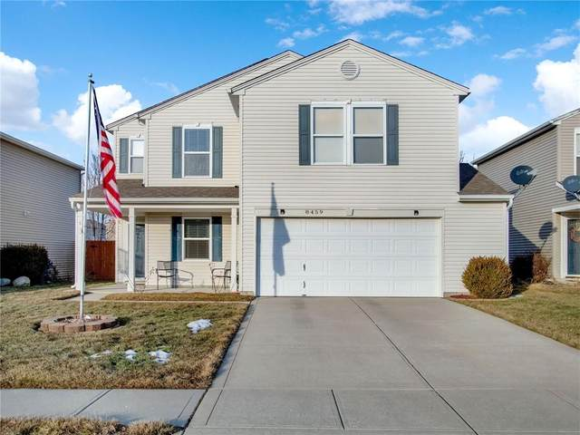 8459 Abbey Dell Drive, Camby, IN 46113 (MLS #21768377) :: The ORR Home Selling Team