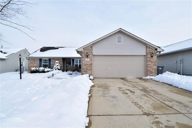 8427 Crosser Drive, Indianapolis, IN 46237 (MLS #21768392) :: Heard Real Estate Team | eXp Realty, LLC