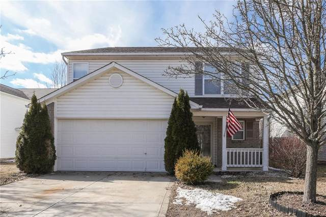 7310 Parklake Place, Indianapolis, IN 46217 (MLS #21768398) :: The ORR Home Selling Team