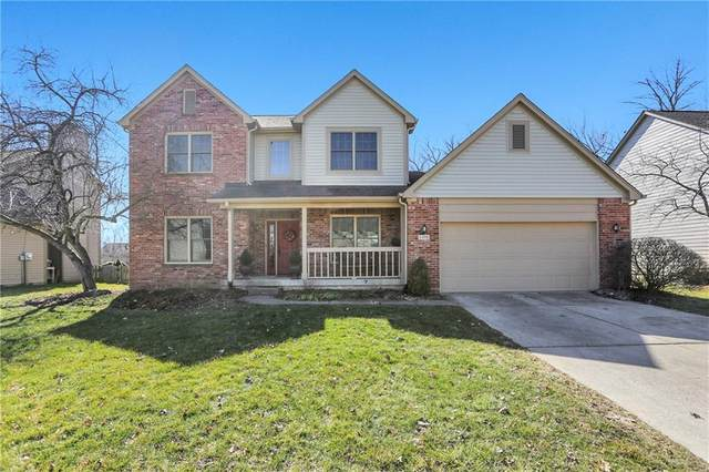 6398 Robinsrock Drive, Indianapolis, IN 46268 (MLS #21768410) :: Mike Price Realty Team - RE/MAX Centerstone