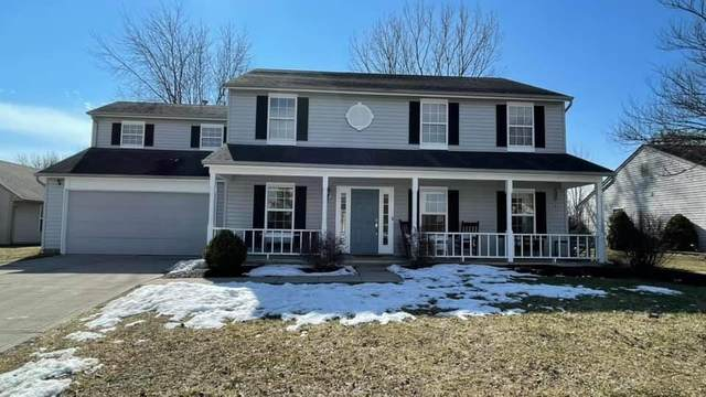 8439 Shattuck Drive, Avon, IN 46123 (MLS #21768416) :: Mike Price Realty Team - RE/MAX Centerstone