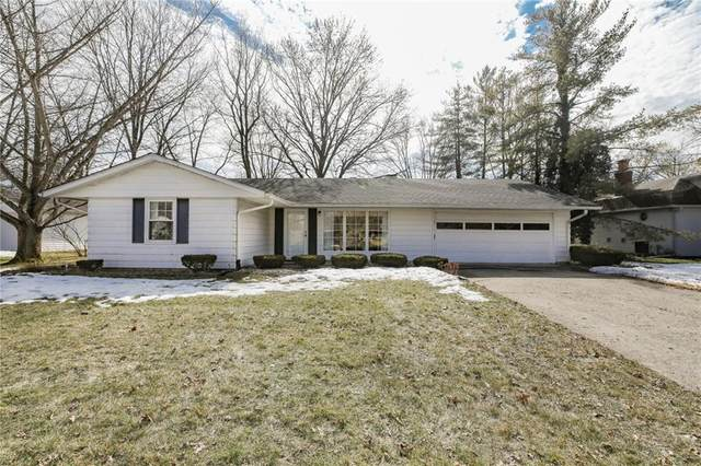 1215 E Adams Drive, Franklin, IN 46131 (MLS #21768418) :: Heard Real Estate Team | eXp Realty, LLC