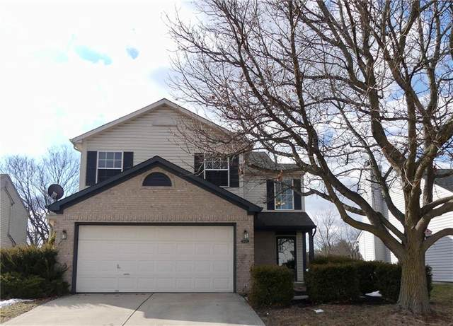 2136 Walnut Meadow Court, Indianapolis, IN 46234 (MLS #21768431) :: The ORR Home Selling Team