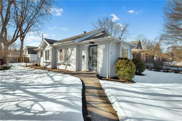 6380 Broadway Street, Indianapolis, IN 46220 (MLS #21768441) :: The ORR Home Selling Team