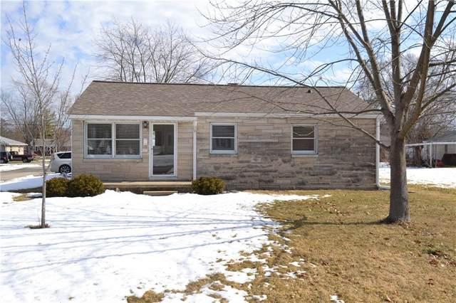375 N Bazil Avenue, Indianapolis, IN 46219 (MLS #21768442) :: Heard Real Estate Team | eXp Realty, LLC