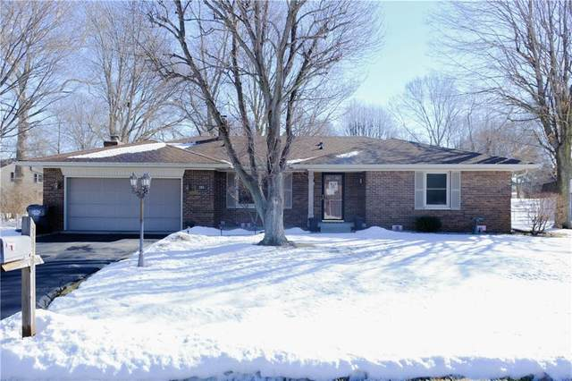 393 Shadow Road, Greenwood, IN 46142 (MLS #21768443) :: Heard Real Estate Team | eXp Realty, LLC