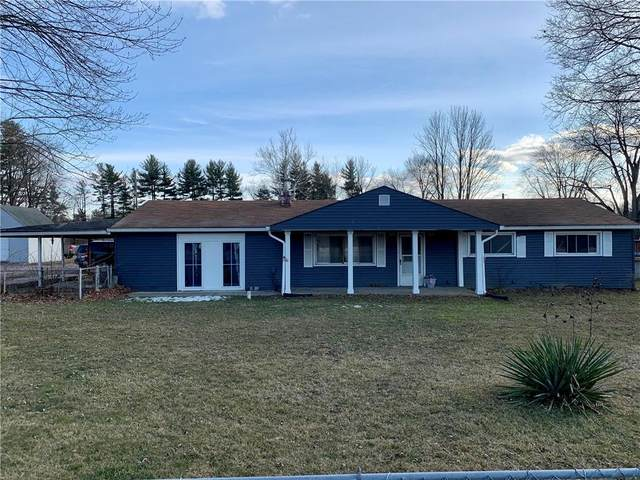 5791 E North County Line Road, Camby, IN 46113 (MLS #21768444) :: Mike Price Realty Team - RE/MAX Centerstone