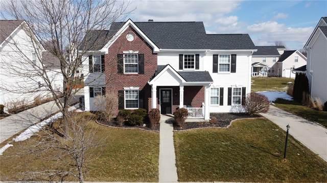 18034 Kinder Oak Drive, Noblesville, IN 46062 (MLS #21768445) :: The ORR Home Selling Team
