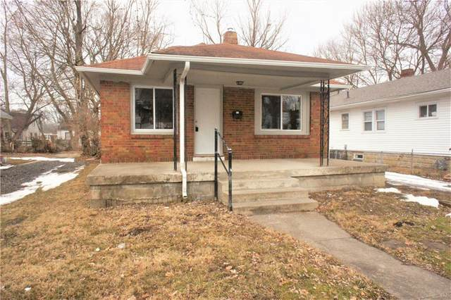 3360 Forest Manor Avenue, Indianapolis, IN 46218 (MLS #21768453) :: Pennington Realty Team
