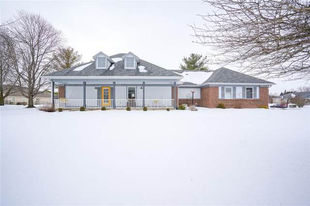 2025 Lakeside Lane, Indianapolis, IN 46229 (MLS #21768457) :: Heard Real Estate Team | eXp Realty, LLC
