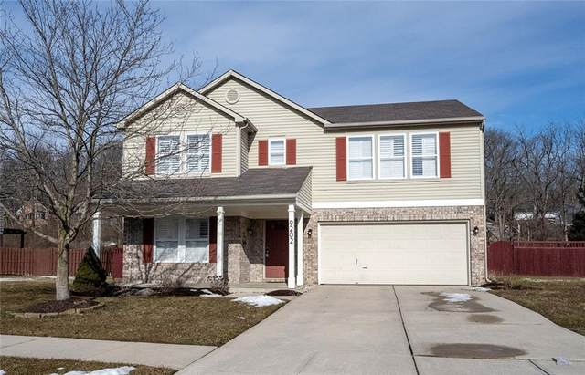 9202 Harrison Run Place, Indianapolis, IN 46256 (MLS #21768460) :: The Indy Property Source