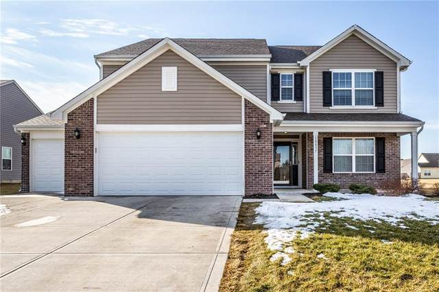 10037 Jenna Lane, Indianapolis, IN 46239 (MLS #21768463) :: The ORR Home Selling Team