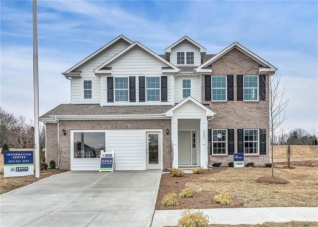 4987 Castamere Drive, Noblesville, IN 46062 (MLS #21768469) :: The ORR Home Selling Team