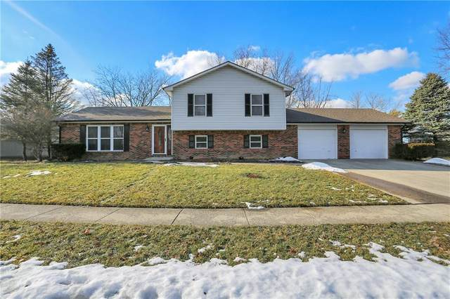 8804 Gunpowder Drive, Indianapolis, IN 46256 (MLS #21768472) :: The Indy Property Source