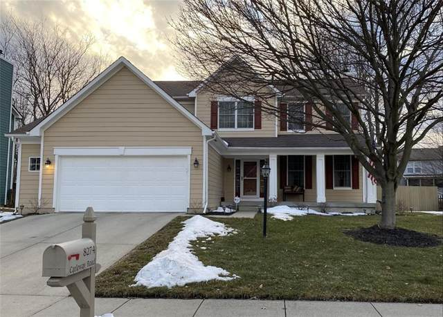8274 Carloway Road, Indianapolis, IN 46236 (MLS #21768483) :: Mike Price Realty Team - RE/MAX Centerstone