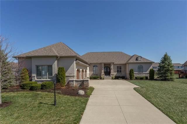 15767 Viking Lair Road, Westfield, IN 46074 (MLS #21768488) :: Heard Real Estate Team   eXp Realty, LLC